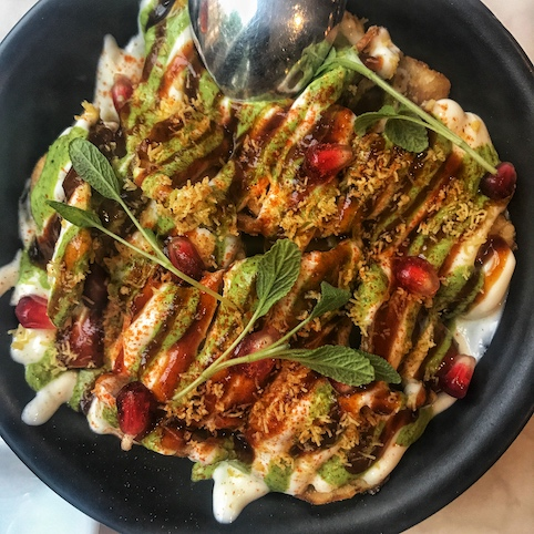 Flora Indica Indian Restaurant Starters