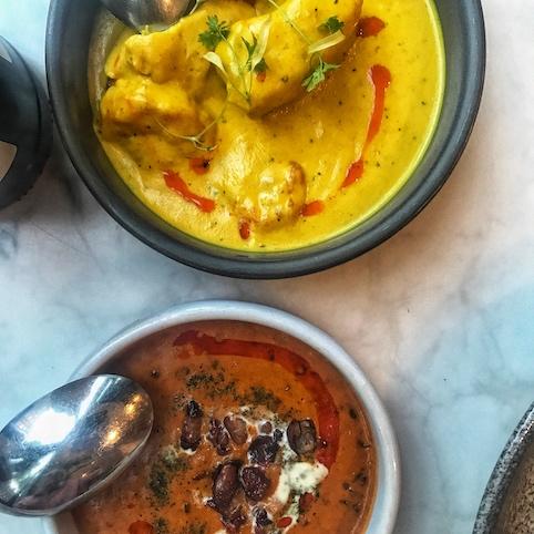 Flora Indica Indian Restaurant Mains
